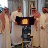 زيارة الشيخ عبدالله صالح كامل